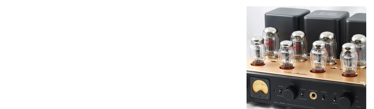 Valve Amplifiers & Hi Fi Equipment | Buy Online | Icon Audio